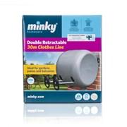 Minky Retractable Clothes Drying Reel 30m (VT21290100)