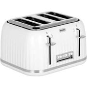 Breville Impressions White 4 Slice Toaster (VTT470)