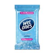 Wet Ones Be Fresh 40's (2940450)