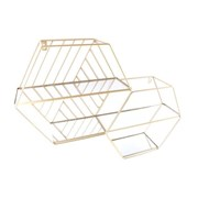 Metal Mirror Shelf 61cm (WF2380)