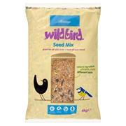 Wildbird 4kg Seed Mix 4kg