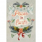 Boxed Christmas Cards Wings Of Peace 20s (0338)
