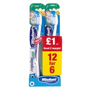 Wisdom Toothbrush Reg.firm * (1109FSC)