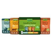 natures:menu Country Hunter Cat Food Pouches Assorted 85g (CHCPF/S)