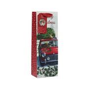 Car & Tree Gift Bag Bottle (X-185-B)
