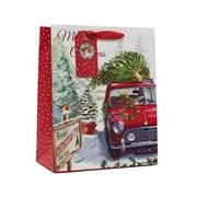 Car & Tree Gift Bag Large (X-185-L)