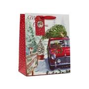 Car & Tree Gift Bag Medium (X-185-M)