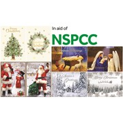 Charity Christmas Cards 18s (X-23304-C)