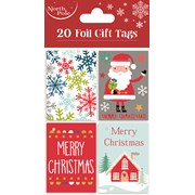 Contemporary Gift Tags 20s (X-25758-GT)