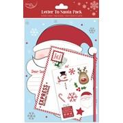 Letter To Santa Pack (X-25800-SLP)