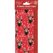 Stag Tissue Paper 8sheet (X-25971-TP)