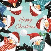 Christmas Cards Set B Happy Christmas (X13262RCJP)