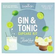 Bakedin Gin & Tonic Cup Cake Kit 1050g (X2446)