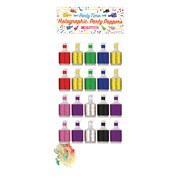 Henbrandt Party Poppers Assorted Colours 12s (X39020)