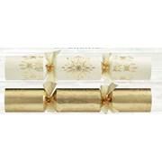 """Tom Smith Gold & Cream Luxury Crackers 14"""" 6s (XAGTS2703)"""