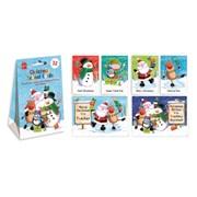 Giftmaker School Pack Characters Cards 32s (XAJGC400)