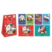 Giftmaker School Pack Novelty Characters Cards 32s (XAJGC401)