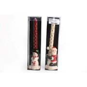Advent Candle Assorted 26cm (XM2691)
