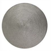 Metallic Placemat Silver (XM4560)