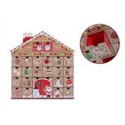 Gingerbread Advent Calendar (XM4757)