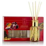 Ashleigh & Burwood Earth Secrets Trio Diffuser Set 50ml (ES-XMASTRIO1)