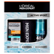 Loreal L'oreal Men Exp The Active Sport Xmas Gift Set (090826)