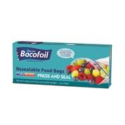 Baco Zip N Seal Freezer Bags Small 30s (85B25)