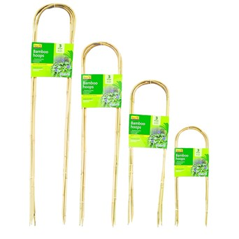 Gardman Grdmn Bamboo Hoops 60cm 3s (07390)