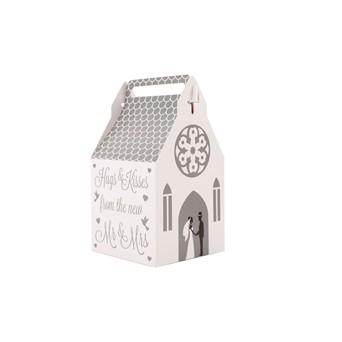 2pk Church Favouirs Box (CGB562)