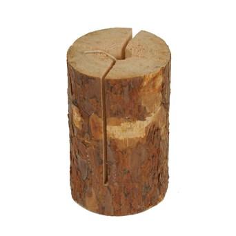 Fire Log Wood 20cm (85385)