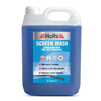 Holts Concentrated Screen Wash Fluid 5lt (HSCW1101A)