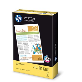 Hp Everyday Paper A4 75gsm A4 (87931)