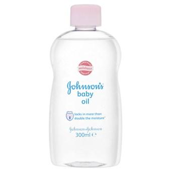 Johnsons Baby Oil *2.00 300ml (75755)