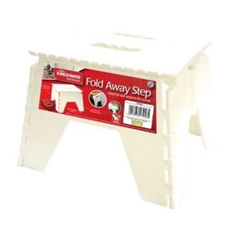 Kingfisher Fold Away Compact Step Stool (FSTOOL)