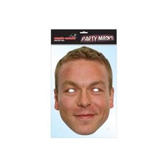 Mask-arade Chris Hoy Mask