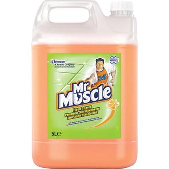 Mr Muscle Floor Cleaner Prof 5ltr (659792)