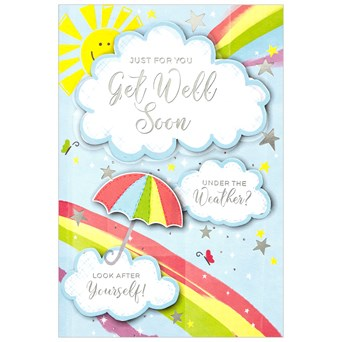 Simon Elvin Get Well Cards (27360)