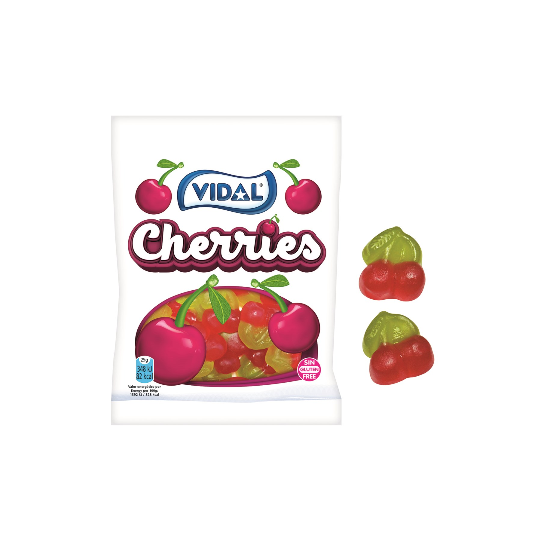 Vidal Cherries 100g (1016816)